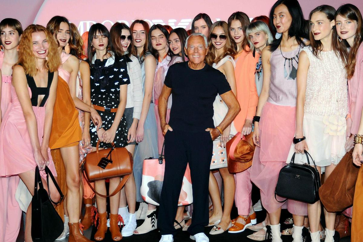 Milano Moda Donna scalda i motori  Armani non chiuderà la fashion week 5c1150a22c0
