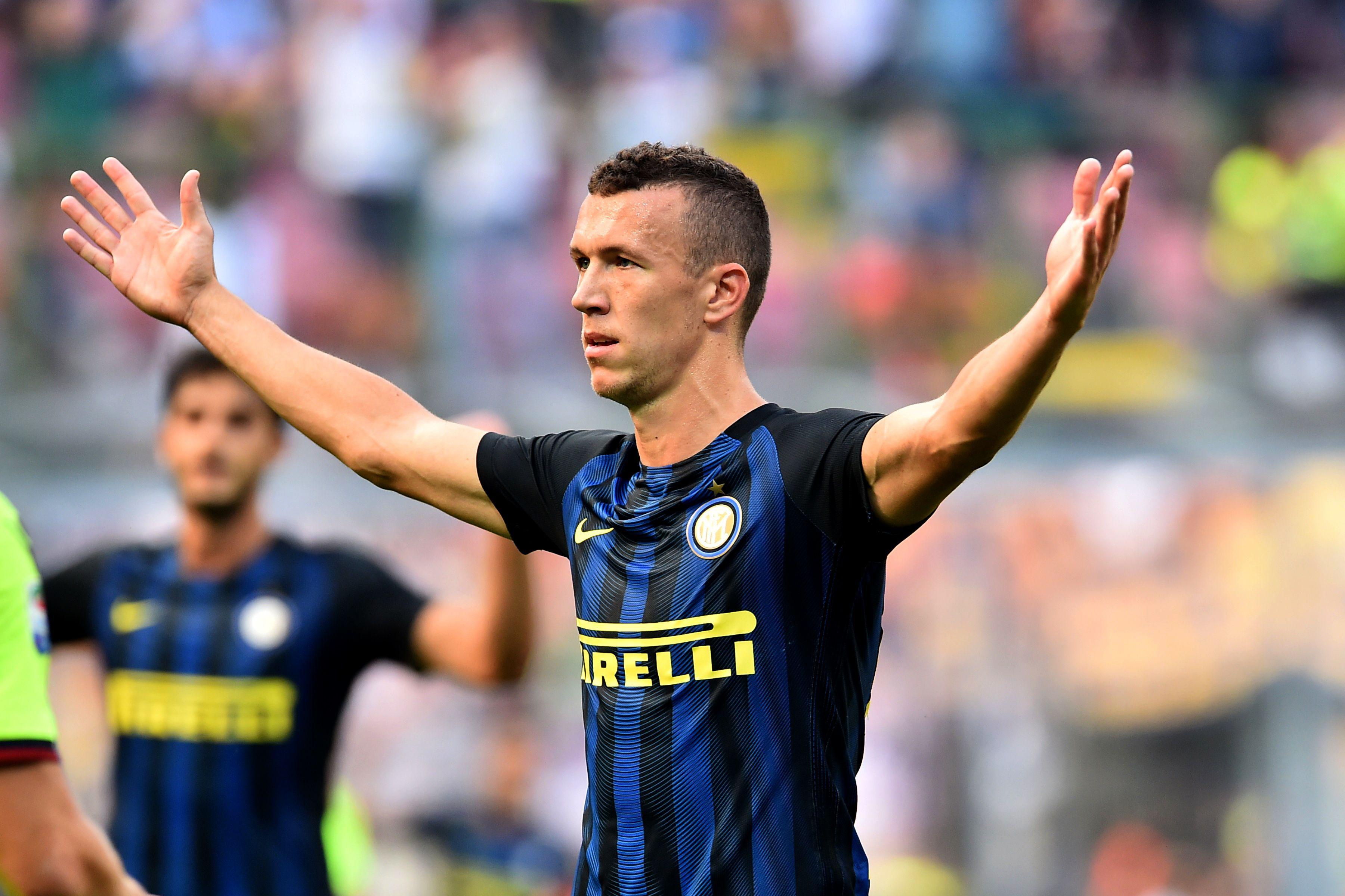 Il Bologna ferma l'Inter, a San Siro è 1-1 con gol di Destro e Perisic