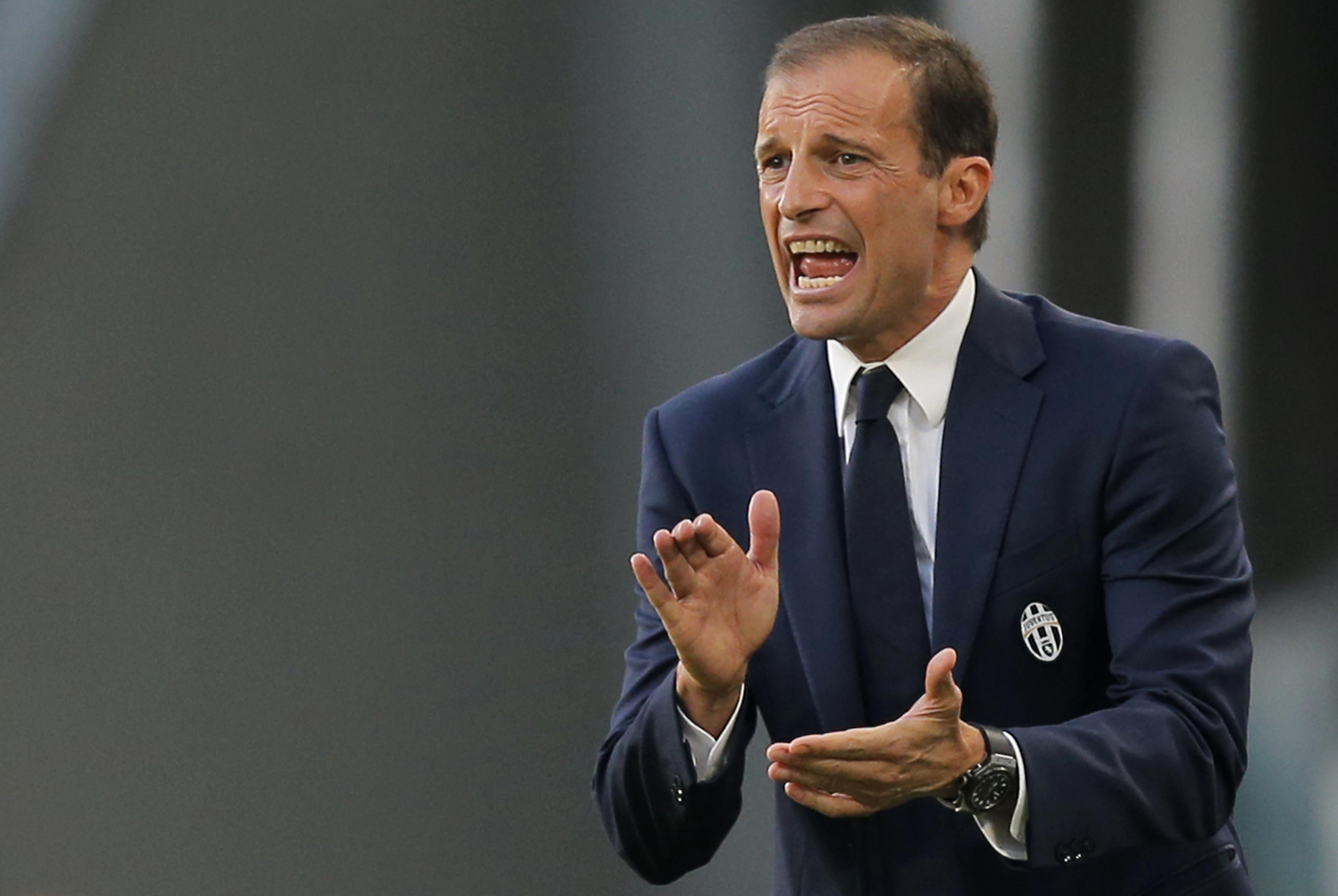 "Allegri avverte la Juventus: ""A Palermo obbligatori i tre punti"""