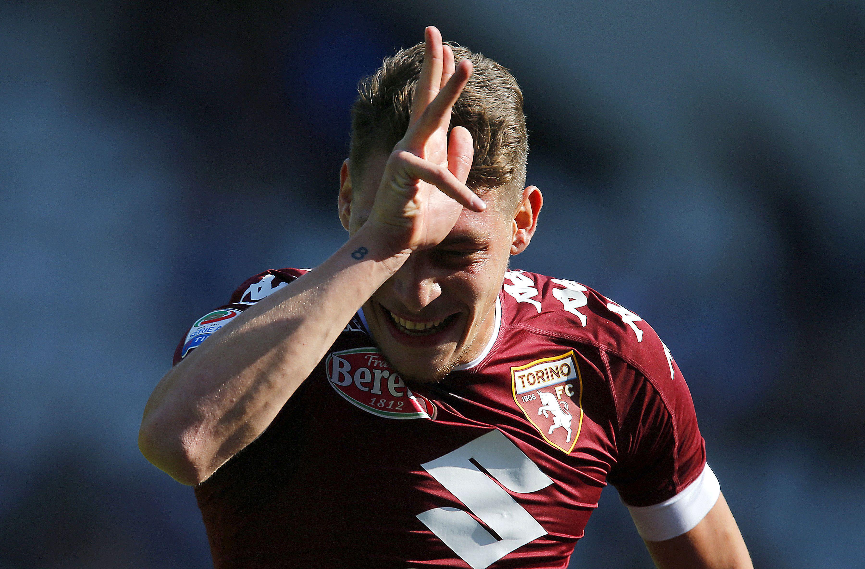 Il Toro vola con Belotti e Iago, Roma ko 3-1. Totti entra in campo, ovazione dello stadio