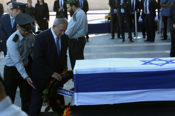 Addio a Shimon Peres, camera ardente alla Knesset