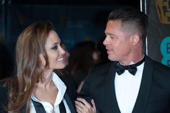 Pitt-Jolie, è finita: Angelina chiede il divorzio