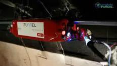iTunnel, il drone-pompiere supera la sperimentazione