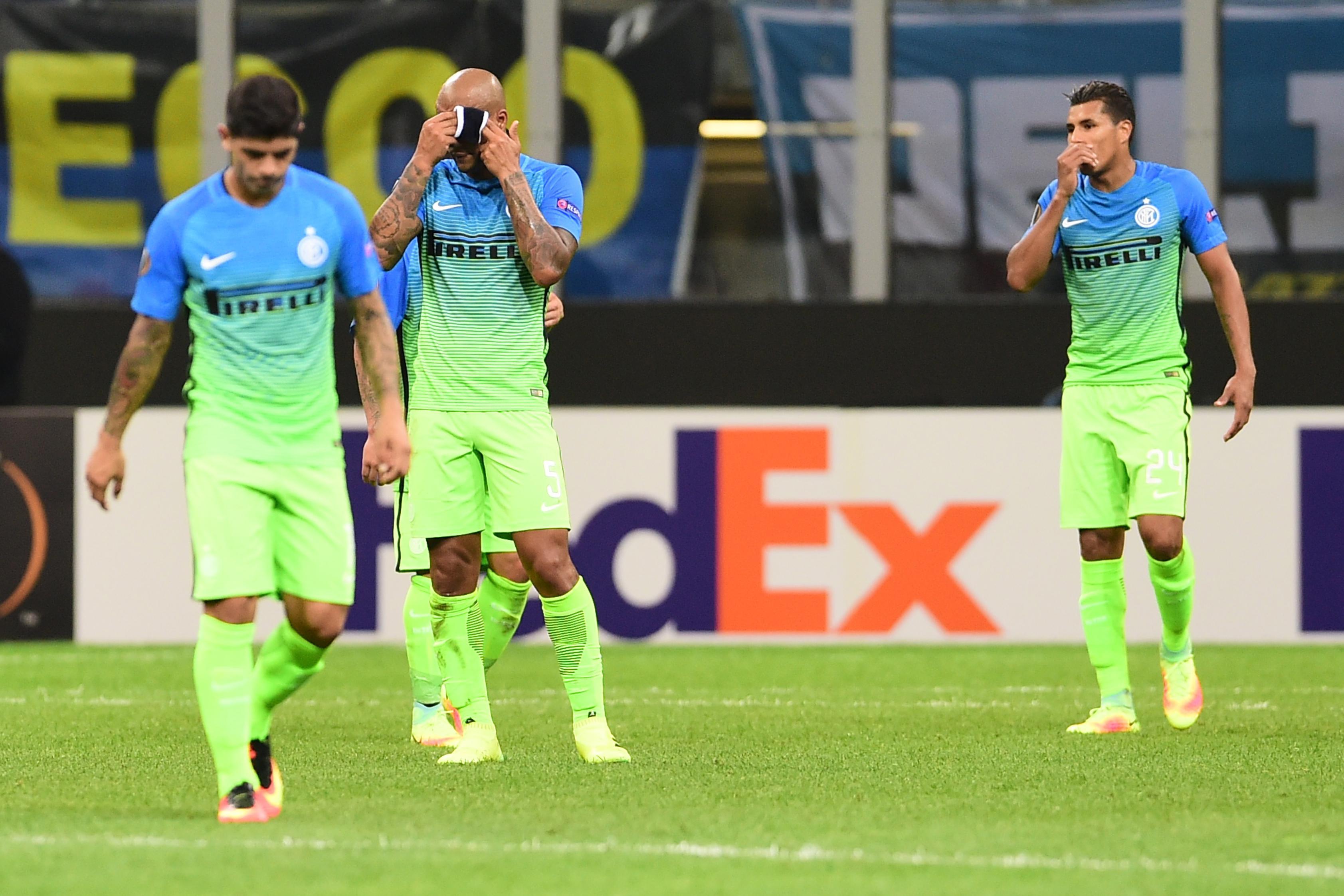Europa League, tonfo Inter contro l'Hapoel, 0-0 tra Fiorentina e Paok