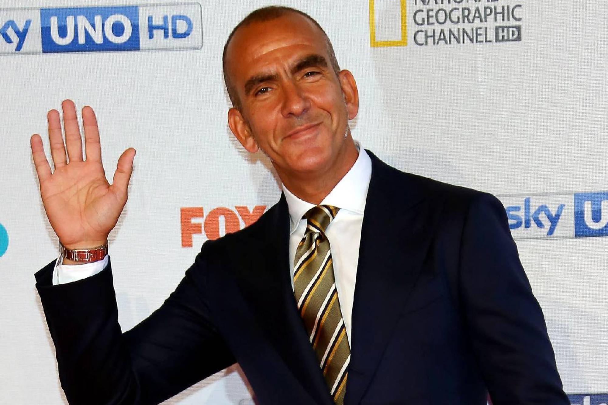"""""""Vergogna"""", esplode la rabbia social per Di Canio in tv col tatuaggio DVX"""