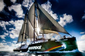 45 anni per un mondo migliore — Buon compleanno Greenpeace
