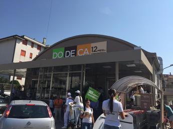 Apre a Caserta il primo Dodecà, supermercato salva tempo e tasche /Video