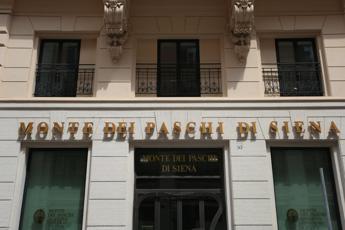Monte Paschi Siena: 2600 esuberi, da chiudere 500 filiali