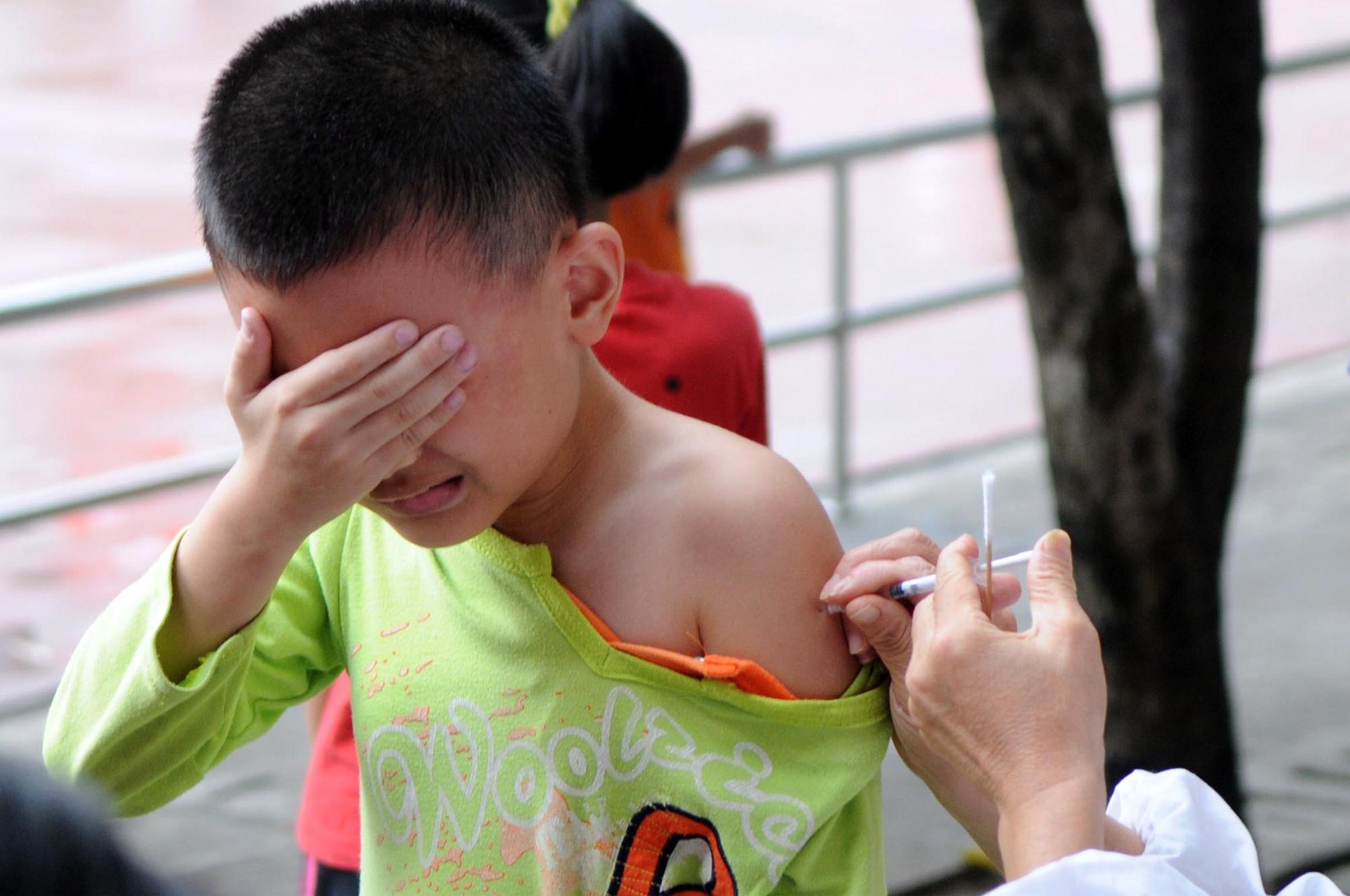 Trieste, vaccinazioni obbligatorie per bambini di nidi e materne