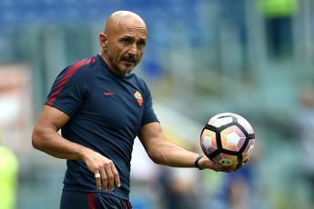 Spalletti: Alla Roma non c'è nessun caos. Chiudiamo discorso qualificazione in Europa League
