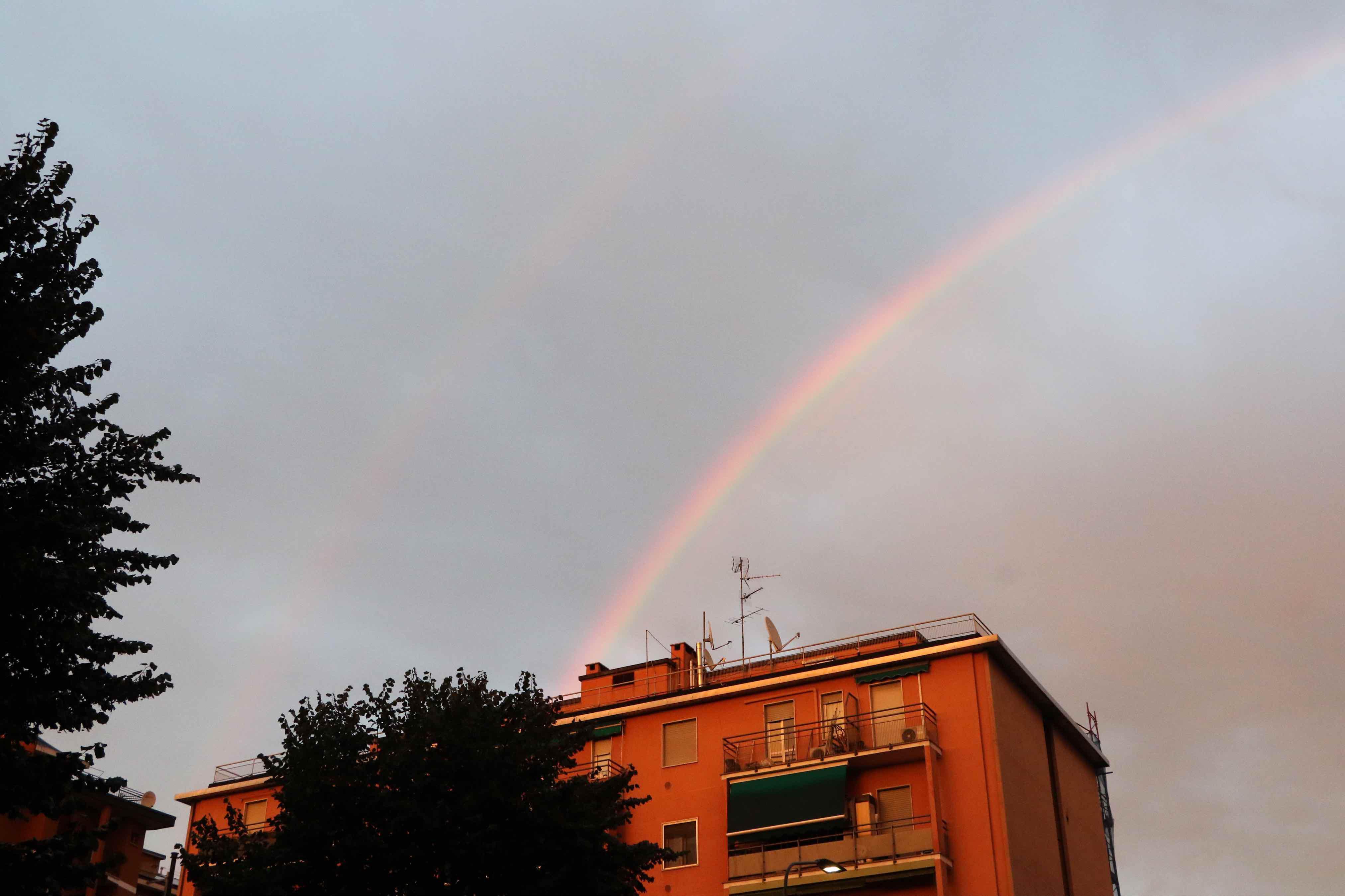 Sole e rovesci: Italia divisa in due