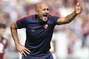 Spalletti: Totti in gruppo. Con il Pescara gara insidiosa