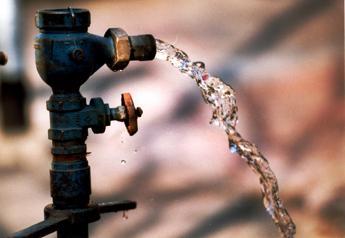 S. Croce in Gerusalemme: si rompe tubatura acqua