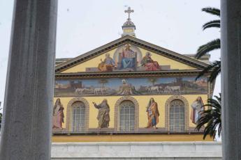 Roma: Basilica San Paolo chiusa e metro sospese