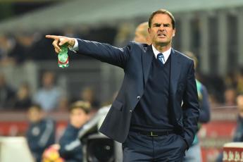 Inter-Torino, probabile formazione di De Boer: quali le sue scelte?
