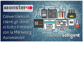 Monster4D e Selligent, una partnership vincente