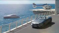 Arrow460, lo Yacht Mercedes, freccia d'argento che solca i mari