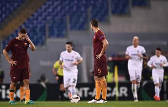 Roma sciupona, finisce 3-3 con l'Austria Vienna