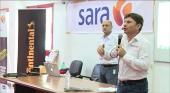 Sicurezza stradale approda in classe, progetto promosso Sara, Aci e Continental con il pilota Montermini /Video