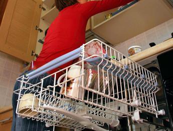 Mai lavare i piatti a mano: ecco perché