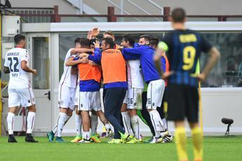 L'Inter travolge il Cagliari