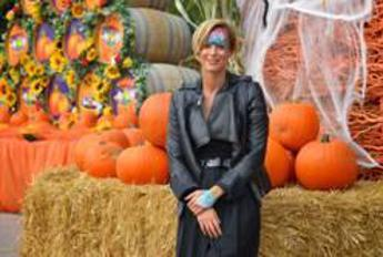 A Gardaland Federica Pellegrini ha aperto il 'Magic Halloween'