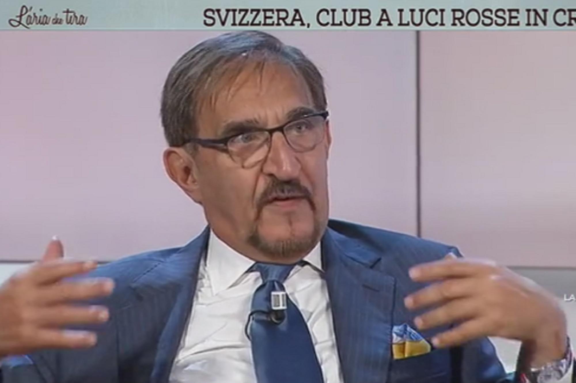 "La Russa in tv: ""Assurdo fare sesso a pagamento"" /Video"