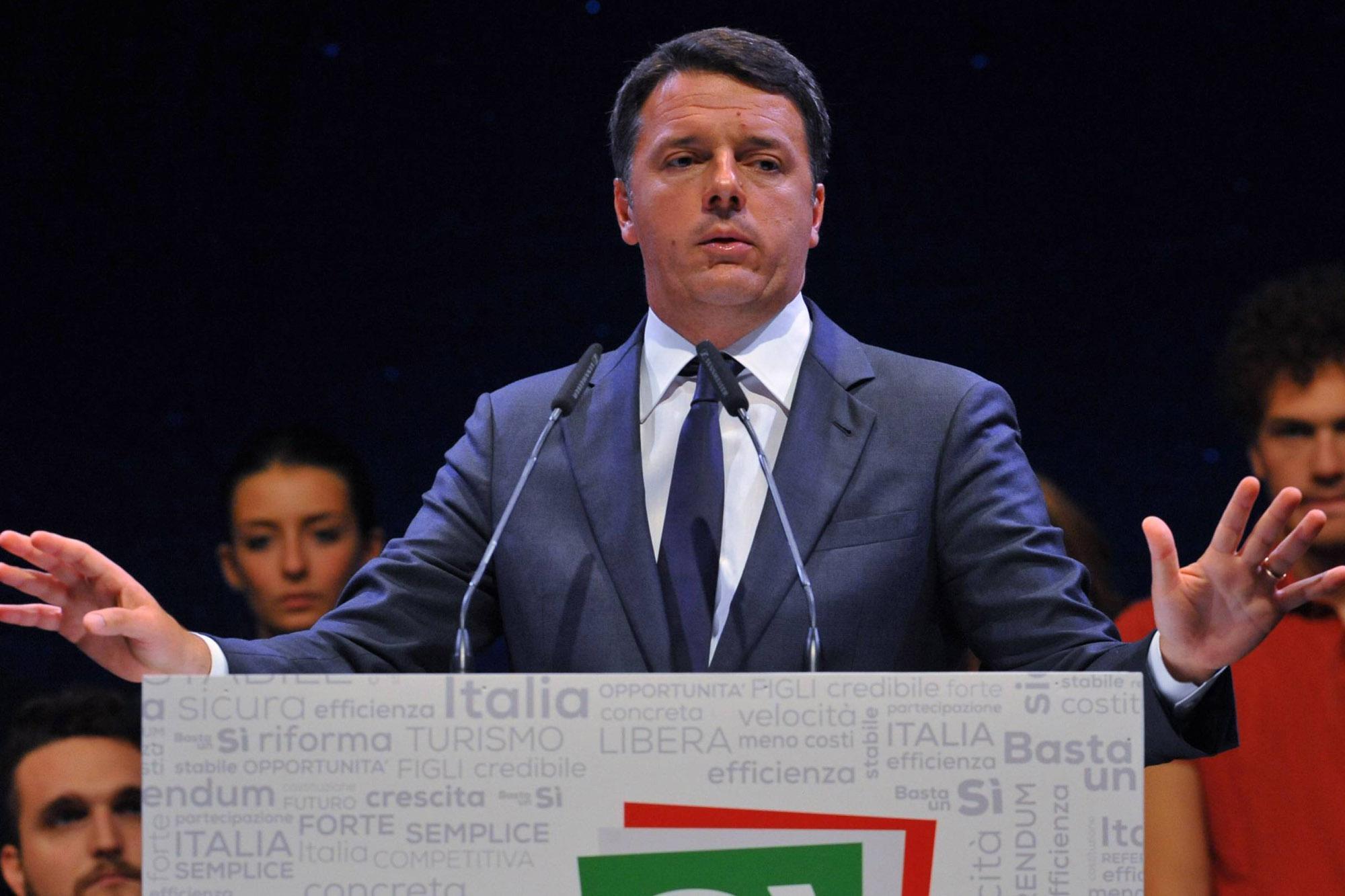 """Renzi: """"Troveremo le coperture per il Def, i conti torneranno"""""""
