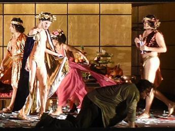 Michieletto: In 'Samson e Dalila' la violenza di un popolo su un altro