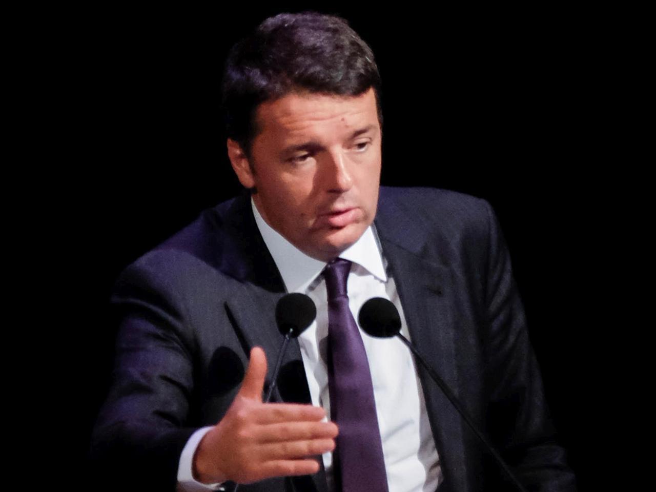 """Referendum, Renzi: """"Non ho scritto riforma da solo"""""""