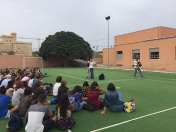A Lampedusa incontro tra studenti e i sopravvissuti della tragedia del 2013