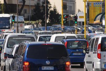 Smog Roma, domani stop a diesel