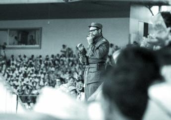 Addio a Fidel Castro. Raul: