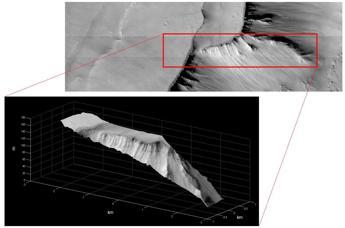 Ecco le prime foto di Marte, pronta la mappa 3D del pianeta rosso