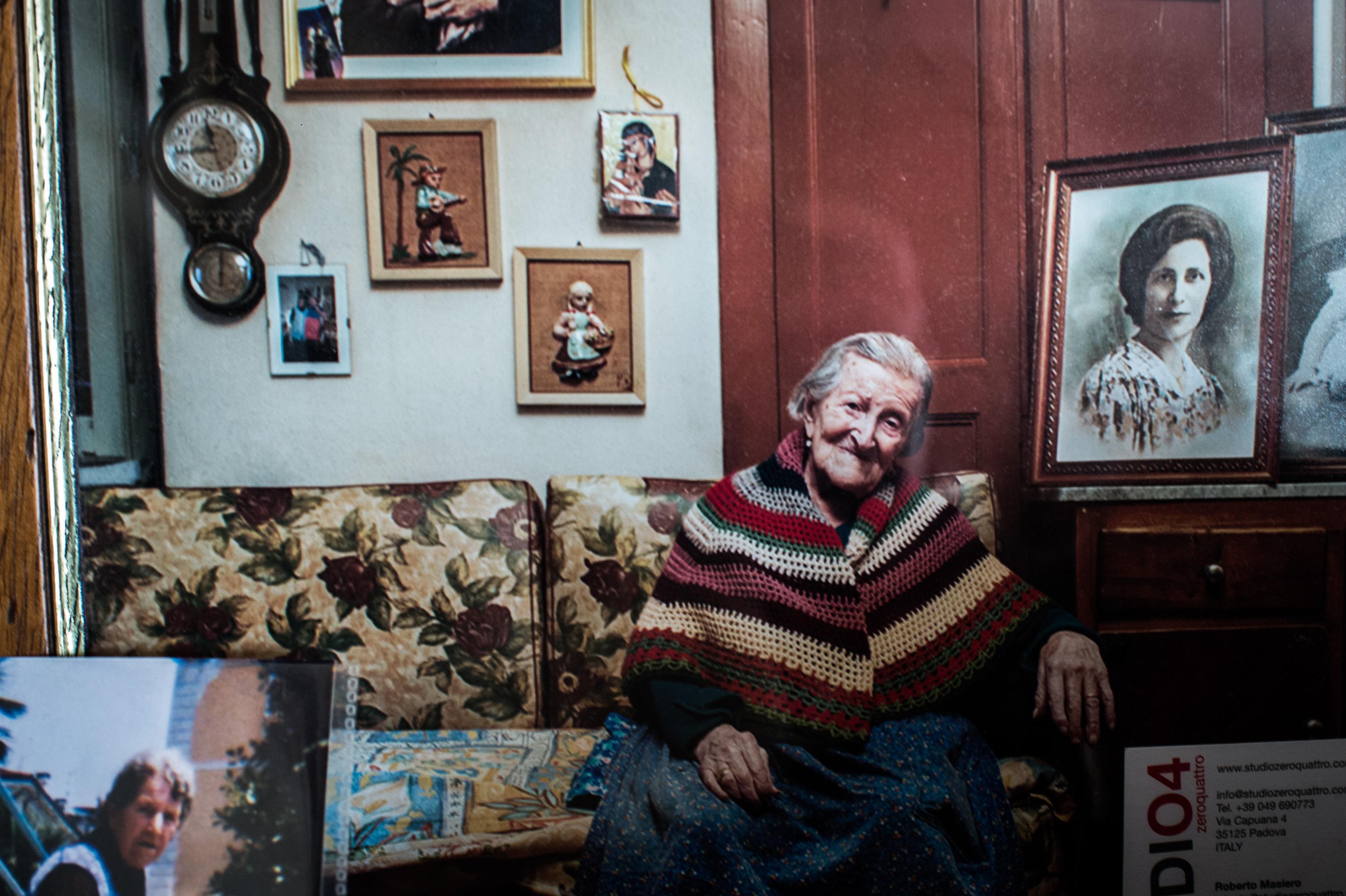 Compie 117 anni Emma Morano, la più anziana al mondo