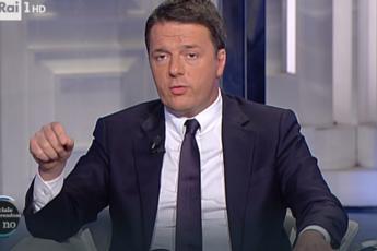 Referendum: Renzi, toni alti ma poi si potrà ricucire