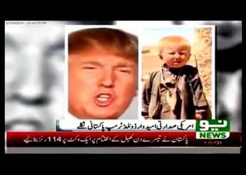 Trump è nato in Pakistan: la bizzarra teoria sulle origini del tycoon /Video