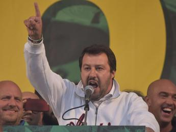 Migranti, Salvini: Fatemi fare il ministro dell'Interno per 6 mesi e vedrete...