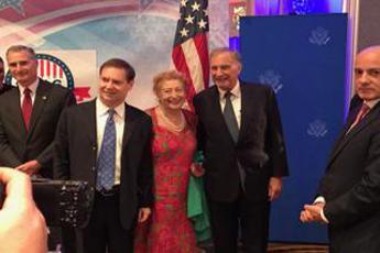 Usa, ambasciatore a Roma: Elezioni che cambieranno la storia /Foto