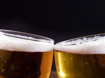 Birra e acqua alla spina all'ecolocale di Fiera di Rimini