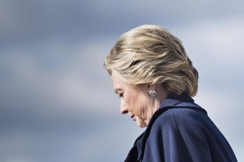 Usa, sondaggio Cnn: Clinton sotto soglia 270 voti