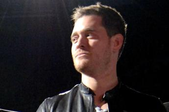 Michael Bublè shock: