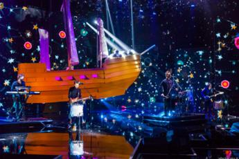X Factor 'in tilt', eliminati i Les Enfants