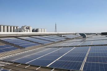 Heineken Italia premiata per l'impegno nel fotovoltaico