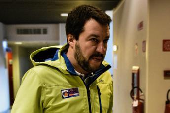 Gregoretti, Salvini: Pronto ad accettare condanna