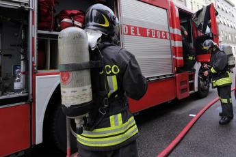Roma, esplode palazzina: due feriti