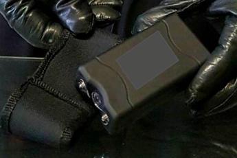 Pistola taser, quando l'utilizzo è legale