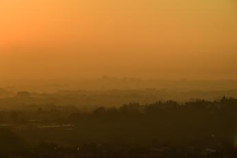 Smog, in 10 anni calate polveri fini PM2.5 nella Pianura Padana