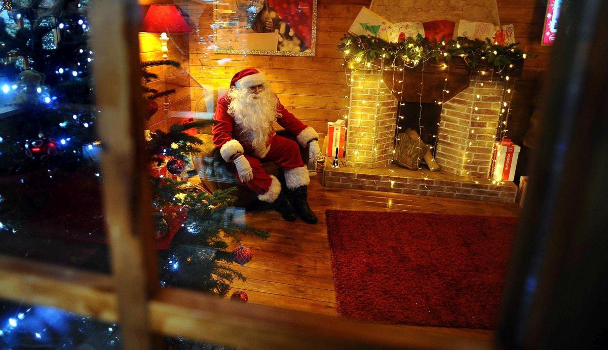 Posizione Babbo Natale.La Magia Di Babbo Natale Si Spiega Con La Relativita Di Einstein