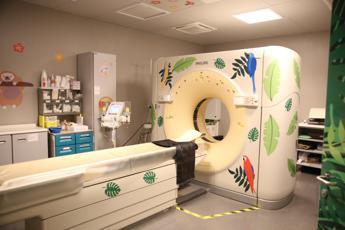 Firenze, la radiodiagnostica dell'ospedale Meyer si trasforma in una 'giungla'
